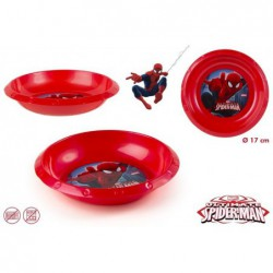 CUENCO PVC SPIDERMAN,...