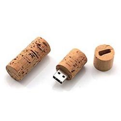 MEMORIA USB CORCHO TAPÓN...