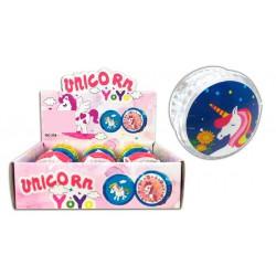 Yoyo Unicornio PVC