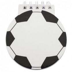Libreta Deportiva Fútbol 40...