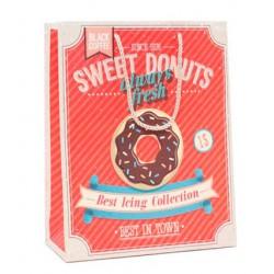 BOLSA PAPEL SWEET DONUTS,...